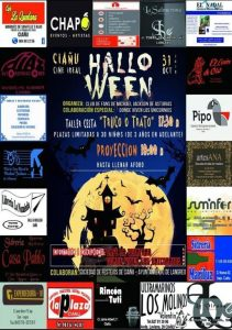 Halloween en Ciaño @ Cine Ideal