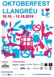 Oktoberfest Llangréu 2019 @ Aparcamiento Complejo Deportivo Juan Carlos Beiro