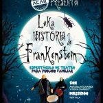 Teatro pa neñ@s: Loka historia de Frankenstein