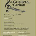 """X Xornaes Culturales """"De Castilletes y Carbón"""""""