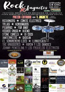 Gala solidaria: Rock x juguetes @ Cine Ideal