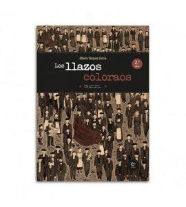 "Presentación de libro: Los llazos coloraos @ Centro de Creación Escénica ""Carlos Álvarez-Nòvoa"""