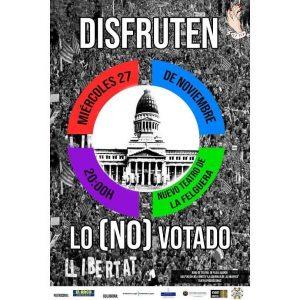 Teatro: Disfruten lo (NO) votado @ Nuevo Teatro de La Felguera