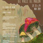 XIX Exposición Micológica del Valle del Nalón