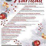Actividades deportivas Navidad 2019 - Langreo
