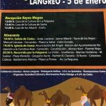 Cabalgata de Reyes 2020 en Langreo