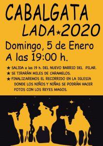 Cabalgata de Lada 2020 @ Lada
