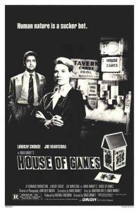 Cine: Casa de juegos @ Cine Felgueroso