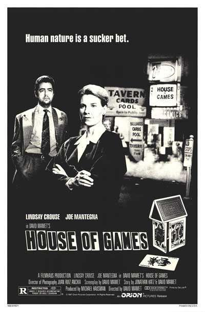 Cine: Casa de juegos