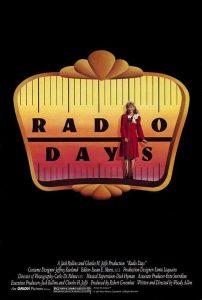 Cine: Días de radio @ Cine Felgueroso
