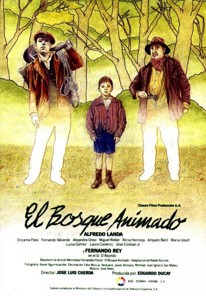 Cine: El bosque animado
