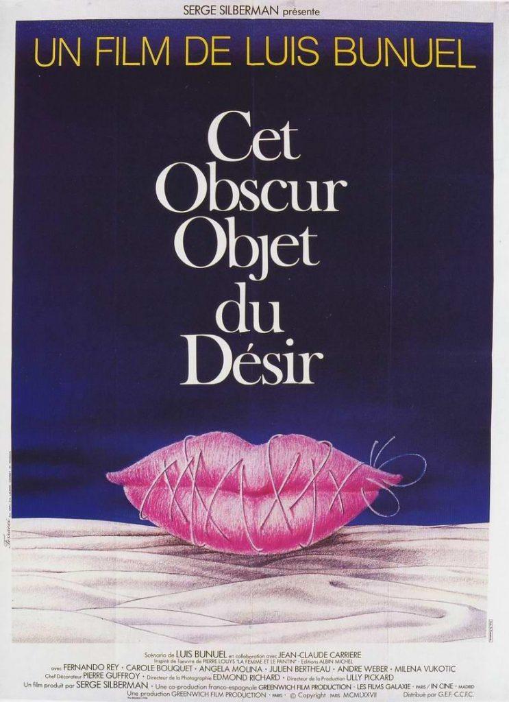 Cine: Ese oscuro objeto del deseo
