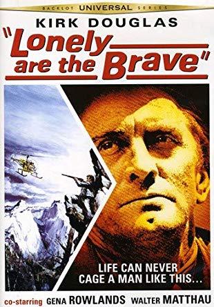 Cine: Los valientes andan solos