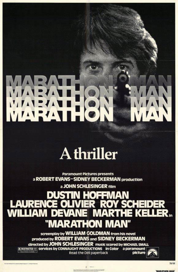 Cine: Marathon Man