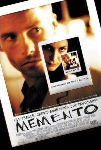 Cine: Memento @ Cine Felgueroso