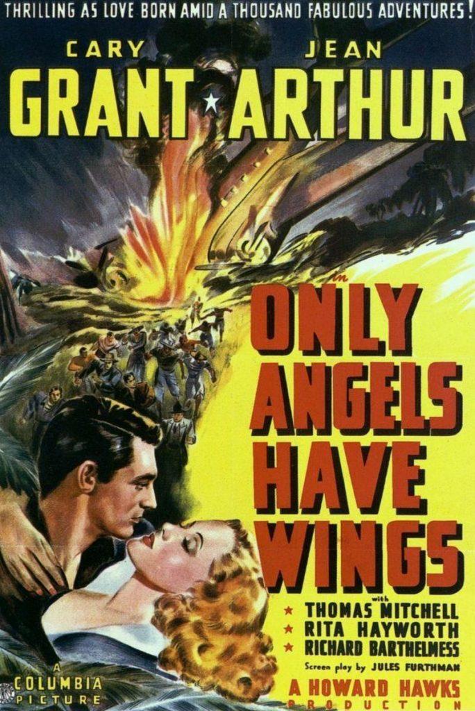 Cine: Solo los ángeles tienen alas
