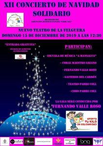 Concierto de Navidad: Padre Coll @ Nuevo Teatro de La Felguera