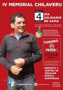 IV Memorial Chilaveru - Torneo Fifa20 PS4 @ Escuelas Dorado