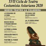 Comienza el Ciclo de Teatro Costumbrista Asturiano 2020