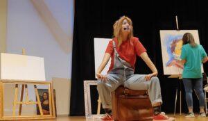 Teatro pa neños: Cuentacuadros @ Nuevo Teatro de La Felguera