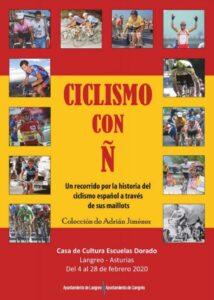 Exposición: Ciclismo con Ñ @ Escuelas Dorado