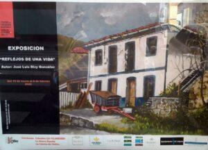 """Exposición: Reflejos de una vida @ Centro de Creación Escénica """"Carlos Álvarez-Nòvoa"""""""