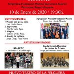 Final del III Concurso de composición musical