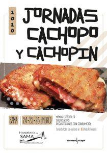 Jornadas del cachopo y cachopín @ Establecimientos hosteleros