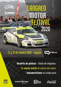 Langreo Motor Festival 2020 @ CISVIAL