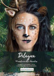 Concierto presentación de disco: Delagua @ Nuevo Teatro de La Felguera