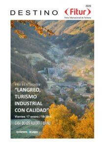 Presentación del vídeo: Langreo, turismo industrial con calidad @ Casa de los Alberti