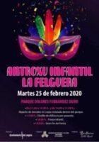 Carnaval infantil en La Felguera 2020