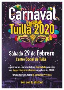 Carvanal en Tuilla 2020 @ Centro Social de Tuilla