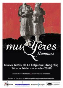 Concierto: Muyeres @ Nuevo Teatro de La Felguera
