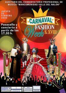 Carnaval del Conservatorio del Nalón @ Conservatorio del Nalón