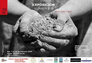 """Exposición: Sedimentum @ Centro de creación escénica """"Carlos Álvarez-Nòvoa"""""""
