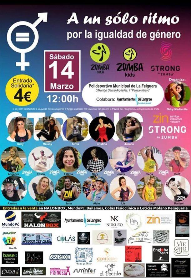 Gala solidaria - A un solo ritmo por la igualdad de género