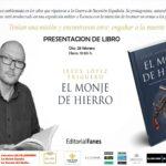 Presentación de libro: El monje de hierro