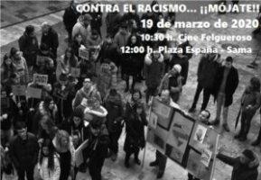 Contra el racismo ¡Mójate! 2020