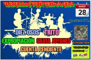 [APLAZADO] Turiellos Fest Primavera 2020 @ Parque Pinín