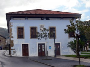 Casa de los Alberti Ciaño Langreo