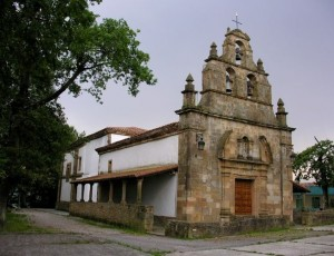 Ermita de El Carbayu Ciaño Langreo