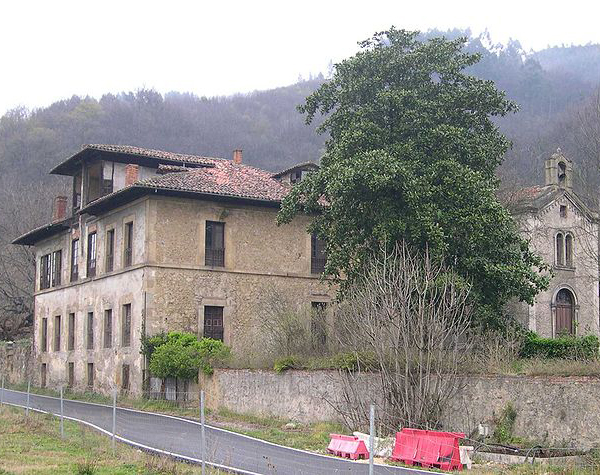 Palacio de Camposagrado Riaño Langreo