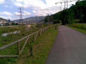 Paseo Fluvial por el río Nalón Langreo