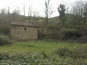 Mina el Repichu en Tuilla Langreo
